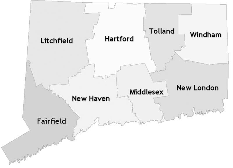 CLCC Map